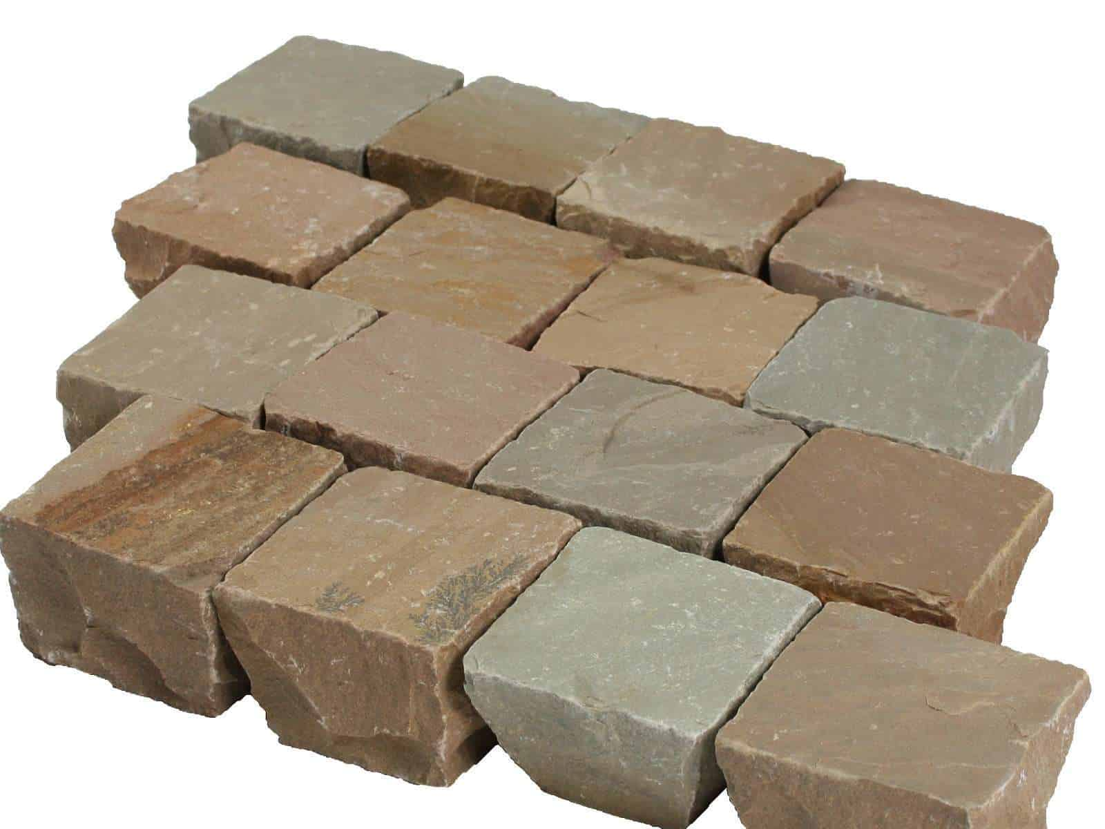 Pflasterstein Toskana Sandstein