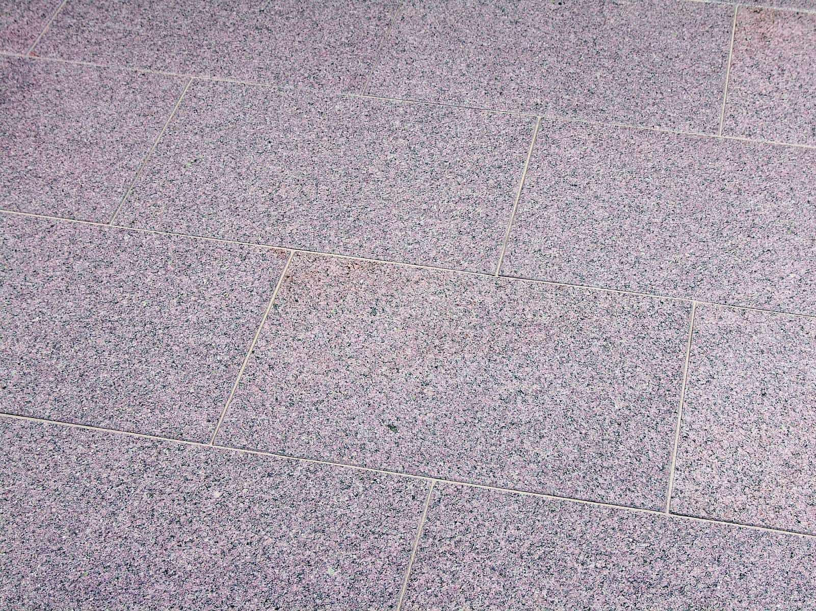 Terrassenplatte Granit Kristall Zora