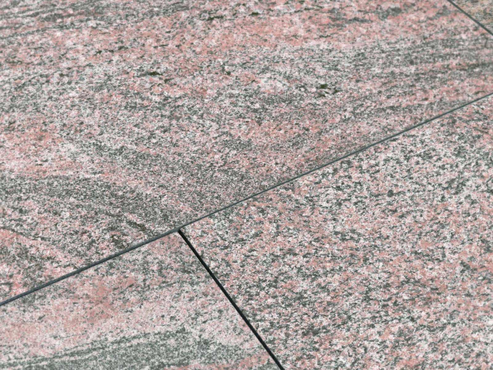 Terrassenplatte Feinsteinzeug Emperor Juparana