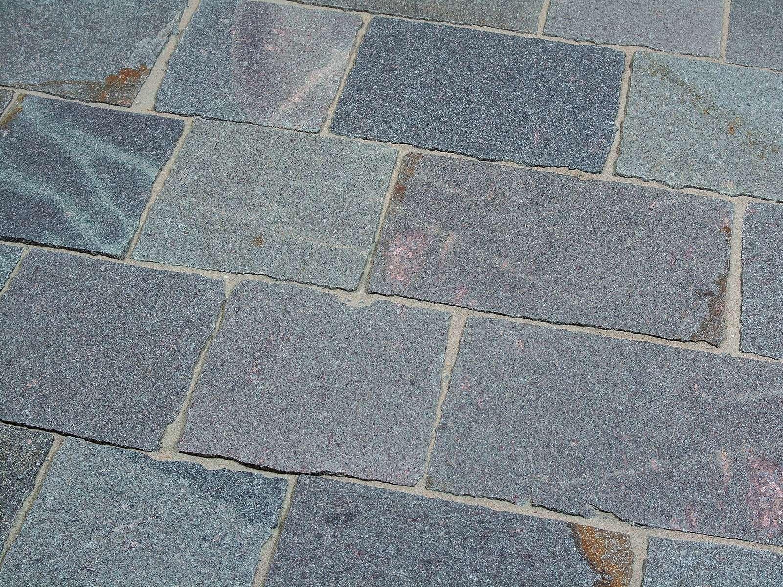 Terrassenplatten aus Porphyr