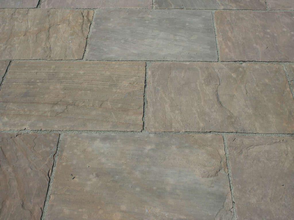 Natursteinplatte aus Toskana Sandstein