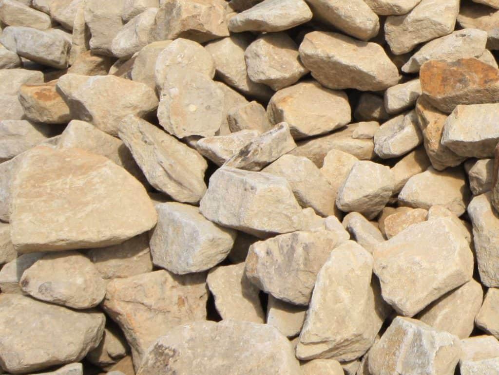 Ibbenb¸rener Sandstein Trockenmauer Bruchstein Klasse 2-3