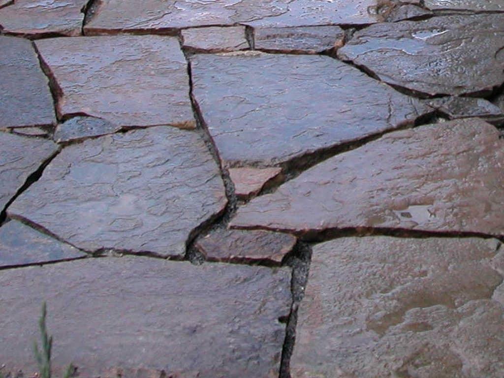 Polygonalplatte Ruhrsandstein