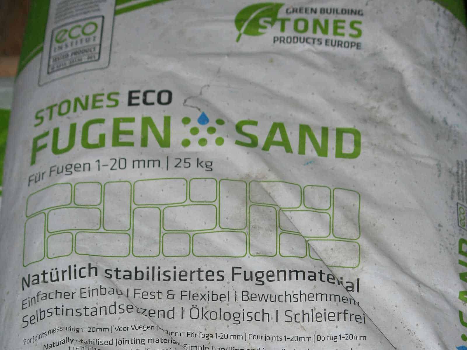 ECO Stones Fugensand