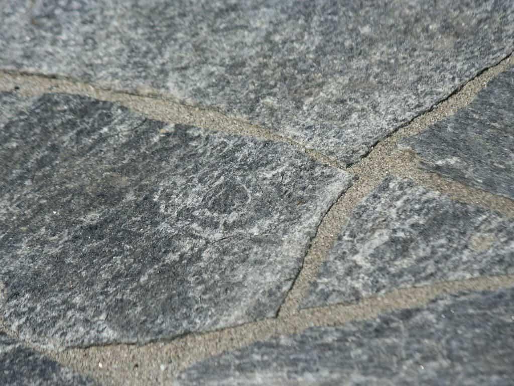 Polygonalplatte Calanca Quarzit