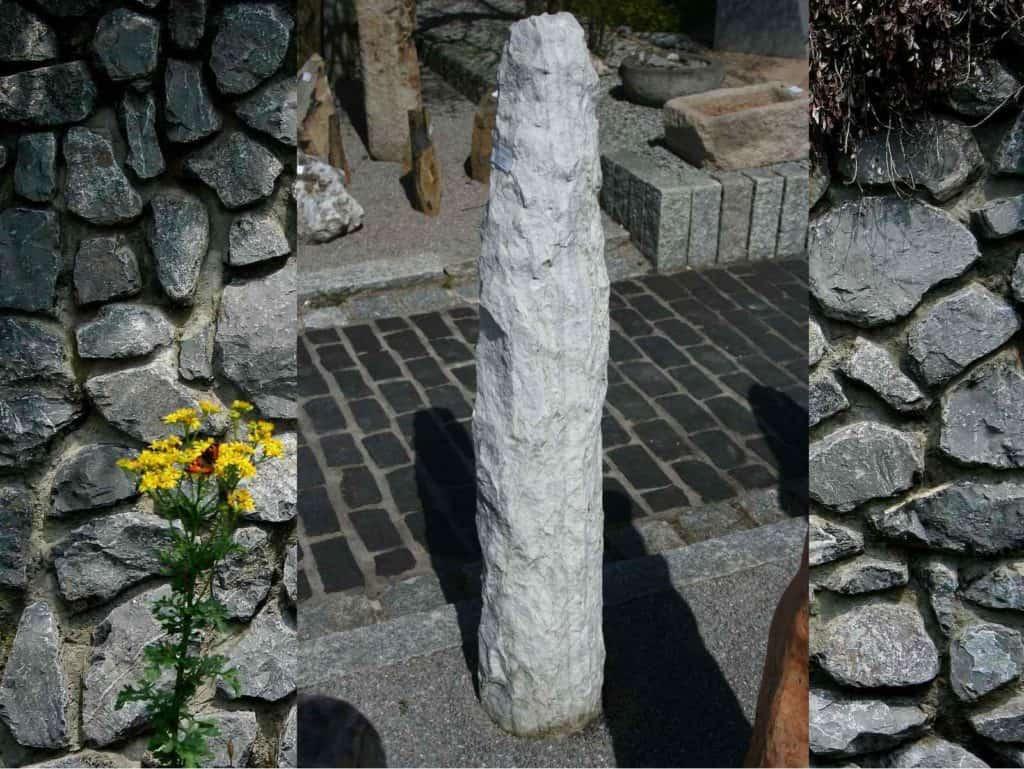 Monolith Cloudy White Quellstein