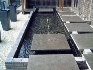 Moderne Gartengestaltung mit ISEKE